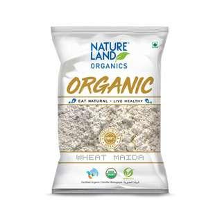 Natureland Organics Refined Wheat Flour (Maida)