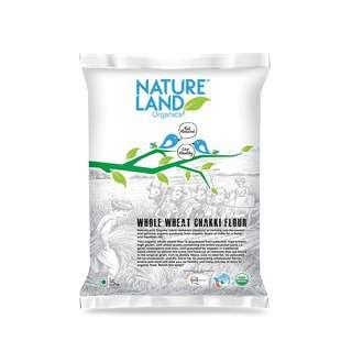 Natureland Organics Whole Wheat Flour