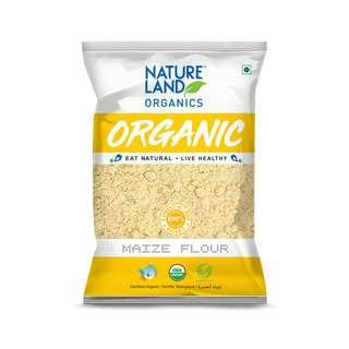 Natureland Organics Maize Flour