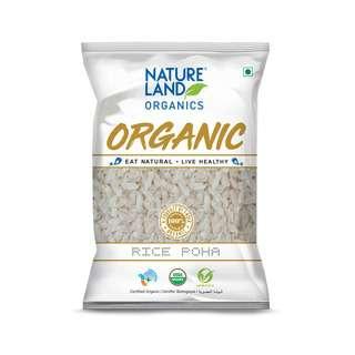 Natureland Organics Rice Poha