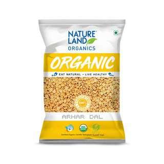 Natureland Organics Arhar Dal