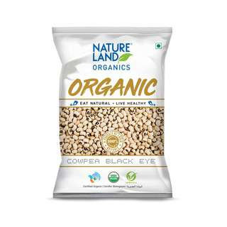 Natureland Organics Cowpea Black Eye