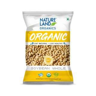 Natureland Organics Soybean Whole