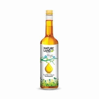 Natureland Organics Mustard Oil