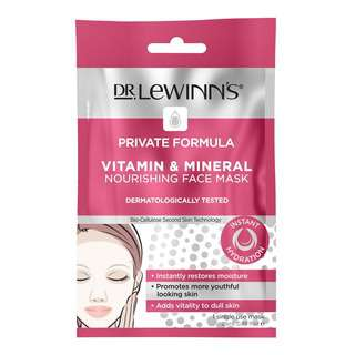 Dr. Lewinns PF Vitamin and Mineral Nourishing Face Mask