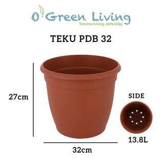 Organic Green Living (OGL) PDB32 Pots