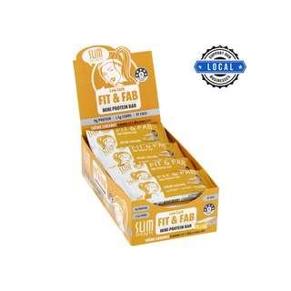 Slim Secrets Mini Protein Bars  Creme Caramel