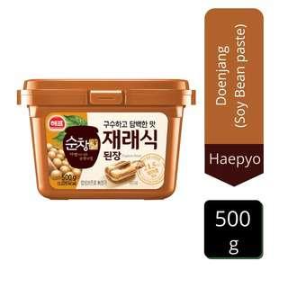Haepyo Doenjang (Soy Bean Paste)
