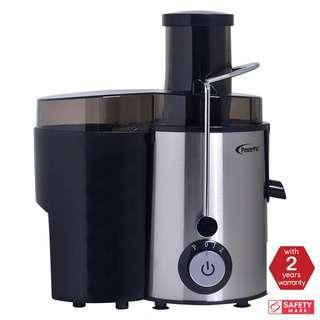 PowerPac (PP3405) Juice Extractor