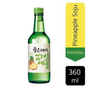 Goodday Pineapple Soju