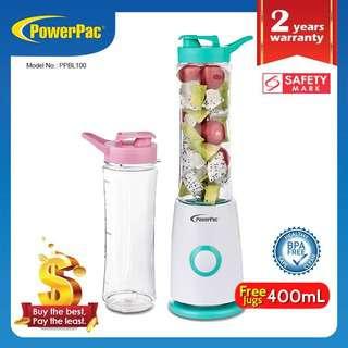 PowerPac (PPBL100) Juice Blender