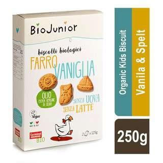 Germinal Organic Vanilla & Spelt Kids' Biscuit