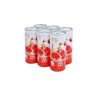 Vietjoy Gac with mixed fruit juice