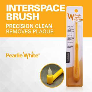 Pearlie White Interspace Brush