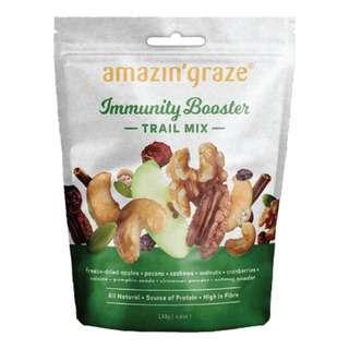 Amazin' Graze Immunity Booster Trail Mix 130g