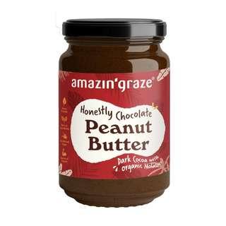 Amazin' Graze Chocolate Peanut Butter 350g
