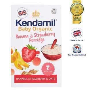 Kendamil Organic Banana and Strawberry