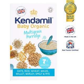 Kendamil Organic Multigrain Porridge Cereals