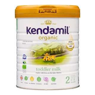 Kendamil Organic Toddler Milk (12-36mth) 800G