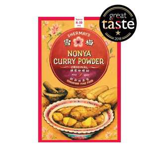 Shermay's Singapore Fine Food Nonya Curry Powder