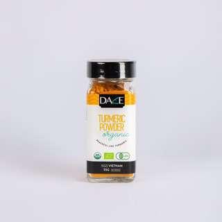 DACE Organic Tumeric Powder