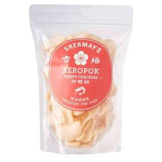 Shermay's Singapore Fine Food Small Prawn Cracker Packet
