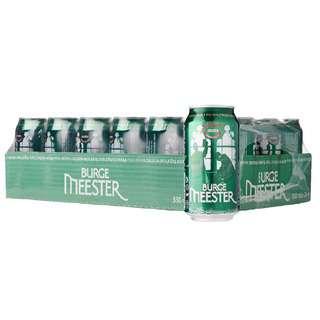 Burgemeester Beer Can, Spain, 5%, 24cansx330ml