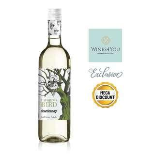 Laughing Bird Chardonnay 2020, South Eastern Australia, 13.0%