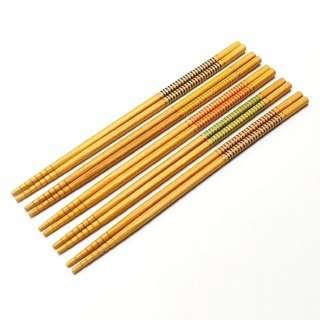 Vesta Bamboo Japanese Chopsticks 22.5Cm