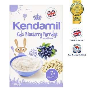 Kendamil Kids Blueberry Porridge