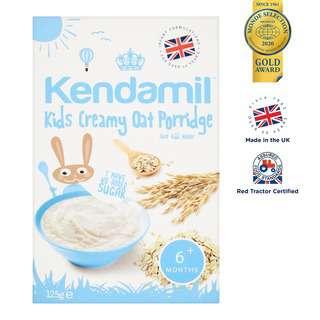 Kendamil Creamy Oat Porridge