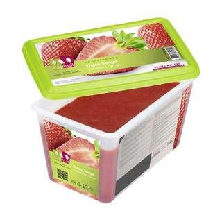 Capfruits Strawberry Puree