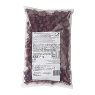 Capfruit Red Sour Cherry Pitted (Morello Cherry) IQF
