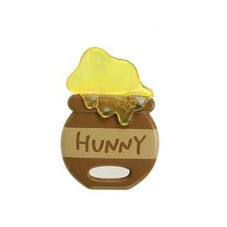 Tomy Disney Honey Pot Teether Winnie the Pooh