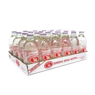 Singha Soda Water Singha Soda Water