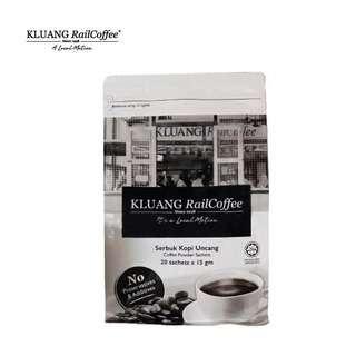 Original Kluang Rail Coffee Kopi O