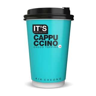 Aik Cheong IT'S Cappuccino Choco Topping