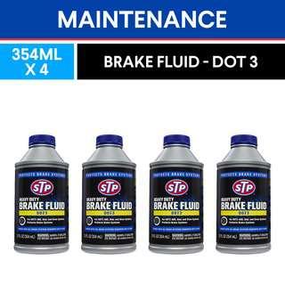 STP Brake Fluid Dot-3