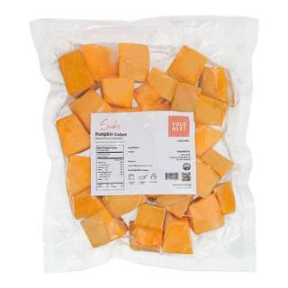 YOLO Healthy Food Pumpkin Cubes 500 G