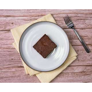 YoloFoods. Tofu Chocolate Brownie (1 Slice)