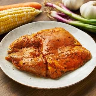 Catch Seafood Tandoor Chicken Chop