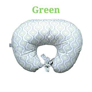 Shears Nursing Cushion Green SNCGR