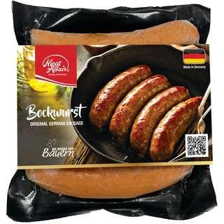 Meat Affair Pork Sausage Bockwurst - Frozen