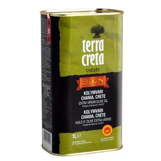 Terra Creta Extra Virgin Olive Oil, 1L - By Agora Products