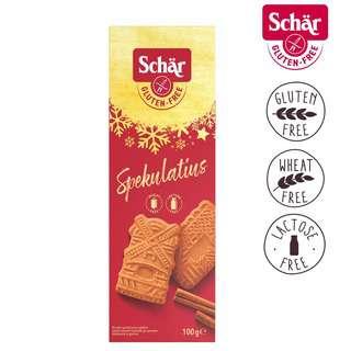 Schar Spekulatius Spiced Cookies - Gluten Free
