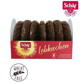 Schar Lebkuchen, Gingerbread - Gluten Free by Agora Products