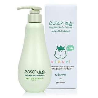 Babience Baby Shampoo & Body Wash