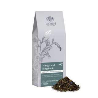 Whittard Mango & Bergamot Loose Tea Pouch