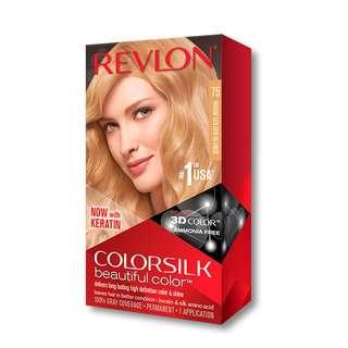 Revlon Colorsilk 3D Hair Color - 75 Warm Golden Blonde