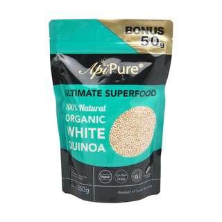 ApiPure Organic White Quinoa